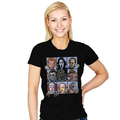 THE PSYCHO BUNCH - Womens - T-Shirts - RIPT Apparel