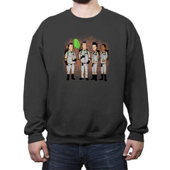 King of the Firehouse Reprint - Crew Neck Sweatshirt - Crew Neck Sweatshirt - RIPT Apparel
