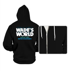 Wade's World - Hoodies - Hoodies - RIPT Apparel
