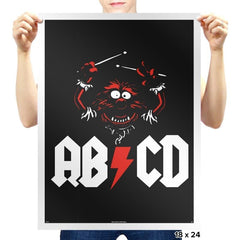 AB/CD Exclusive - Prints - Posters - RIPT Apparel