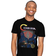COBRA - Mens - T-Shirts - RIPT Apparel