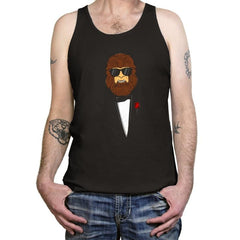 The Wolfather - Tanktop - Tanktop - RIPT Apparel