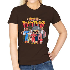 Magical Super Friends - Womens - T-Shirts - RIPT Apparel