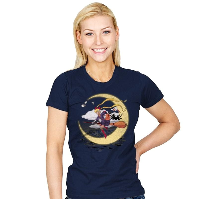 Sailor Delivery Service - Womens - T-Shirts - RIPT Apparel