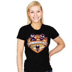 Symbimaniacs - Womens - T-Shirts - RIPT Apparel