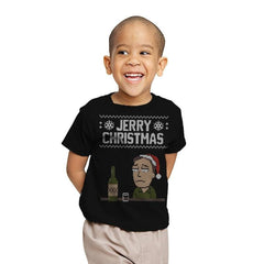 Jerry Christmas! - Youth - T-Shirts - RIPT Apparel