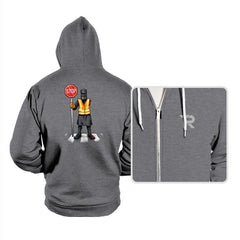 The Crossing Knight - Hoodies - Hoodies - RIPT Apparel