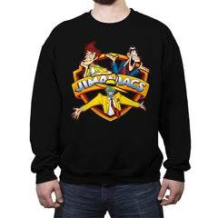 Jimaniacs - Crew Neck Sweatshirt - Crew Neck Sweatshirt - RIPT Apparel
