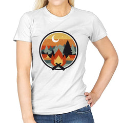 Great Outdoors - Womens - T-Shirts - RIPT Apparel