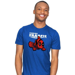 Finding Francis - Mens - T-Shirts - RIPT Apparel