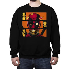 The Dead, The Pool and The Wade. - Crew Neck Sweatshirt - Crew Neck Sweatshirt - RIPT Apparel