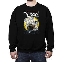 The Last Survivors - Crew Neck Sweatshirt - Crew Neck Sweatshirt - RIPT Apparel