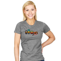 Minion Park Exclusive - Womens - T-Shirts - RIPT Apparel