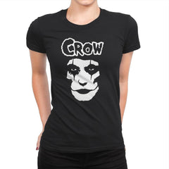 Crowfits - Womens Premium - T-Shirts - RIPT Apparel