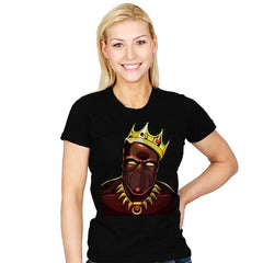 Notorious T'-Cha-Lla - Womens - T-Shirts - RIPT Apparel