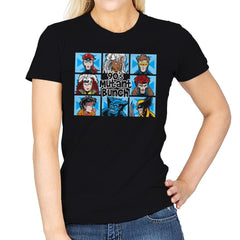 90s Mutant Bunch - Anytime - Womens - T-Shirts - RIPT Apparel