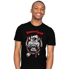 Bowserhead - Mens - T-Shirts - RIPT Apparel
