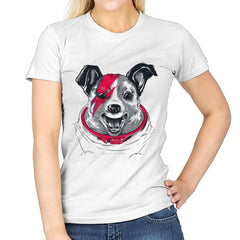Laika Stardust - Womens - T-Shirts - RIPT Apparel