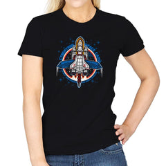 Cybertron Space Camp Exclusive - Womens - T-Shirts - RIPT Apparel