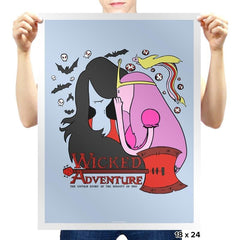 Wicked Adventure Exclusive - Prints - Posters - RIPT Apparel