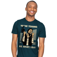 Why Leah, Why! - Mens - T-Shirts - RIPT Apparel