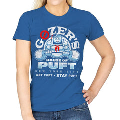 House of Puft - Best Seller - Womens - T-Shirts - RIPT Apparel