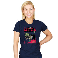 BatZim Exclusive - 90s Kid - Womens - T-Shirts - RIPT Apparel