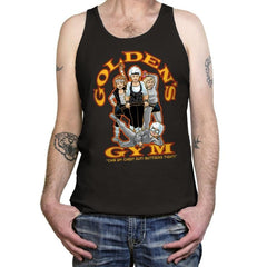 Golden's Gym - Tanktop - Tanktop - RIPT Apparel