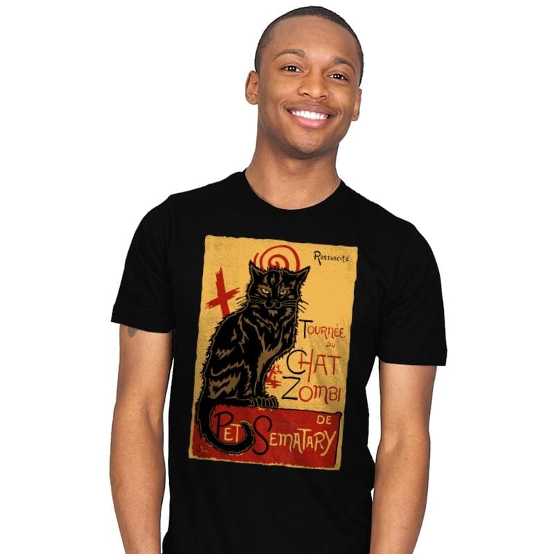 Chat Zombi - Mens - T-Shirts - RIPT Apparel