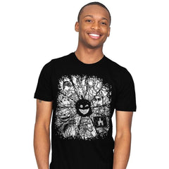 Dark Refractions - Mens - T-Shirts - RIPT Apparel