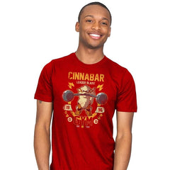 Cinnabar Gym - New Year's Evolutions - Mens - T-Shirts - RIPT Apparel