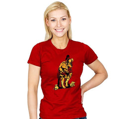 Goro The Thinker Exclusive - Womens - T-Shirts - RIPT Apparel