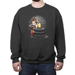 The Idol - Crew Neck Sweatshirt - Crew Neck Sweatshirt - RIPT Apparel