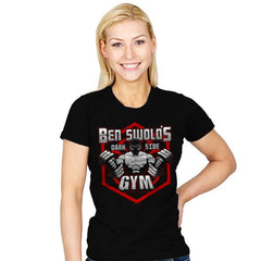 Ben Swolo's Gym - Womens - T-Shirts - RIPT Apparel