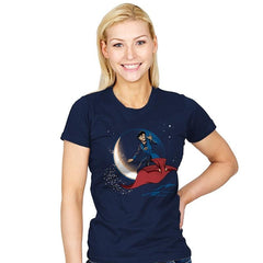 A Strange New World - Womens - T-Shirts - RIPT Apparel
