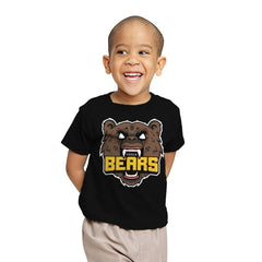 Harga Bears - Youth - T-Shirts - RIPT Apparel