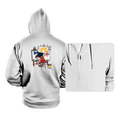 Paint the Future - Hoodies - Hoodies - RIPT Apparel