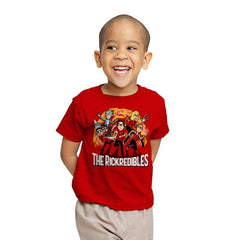 The Rickredibles - Youth - T-Shirts - RIPT Apparel