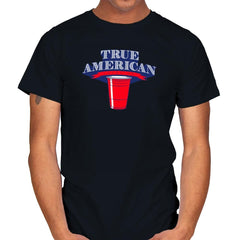 True American Champion - Star-Spangled - Mens - T-Shirts - RIPT Apparel