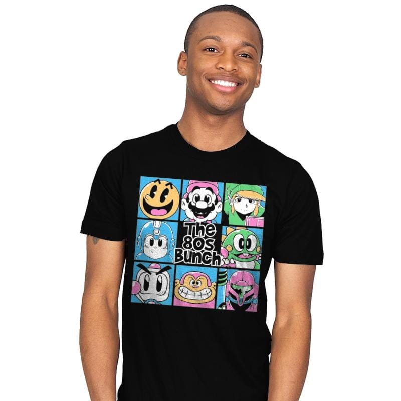 The 80s Bunch - Mens - T-Shirts - RIPT Apparel
