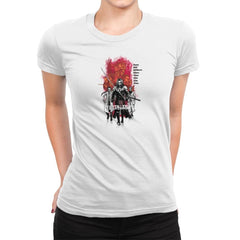 Fantastical Basterds Exclusive - Womens Premium - T-Shirts - RIPT Apparel