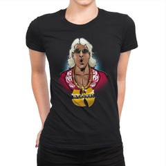 Wuuuuu - Best Seller - Womens Premium - T-Shirts - RIPT Apparel
