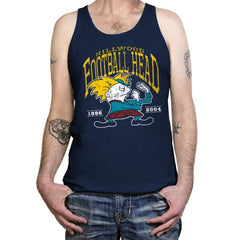 Football Head - Tanktop - Tanktop - RIPT Apparel