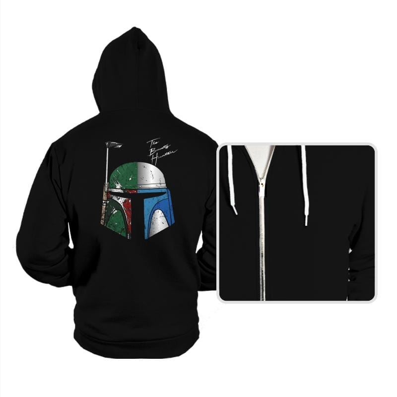 The Bounty Hunters - Hoodies - Hoodies - RIPT Apparel