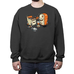 Drunk Kitchen - Crew Neck Sweatshirt - Crew Neck Sweatshirt - RIPT Apparel