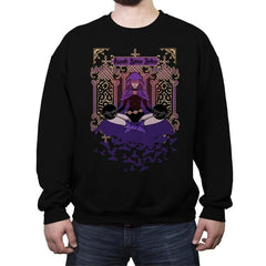 Raven - Crew Neck Sweatshirt - Crew Neck Sweatshirt - RIPT Apparel