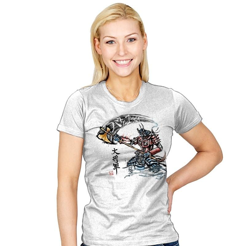 Shogun Prime Exclusive - Womens - T-Shirts - RIPT Apparel