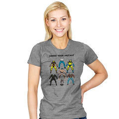 Dress Your Mutant Exclusive - Womens - T-Shirts - RIPT Apparel