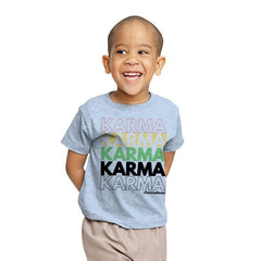 Karma Club - Youth - T-Shirts - RIPT Apparel