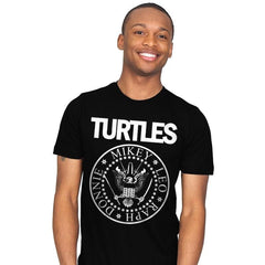 Turtles - Mens - T-Shirts - RIPT Apparel